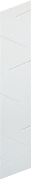 Fuggo 02 White 10x55,3