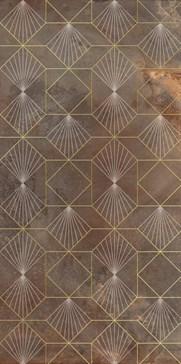 TL12KY47DFL KYALAMI Decoro Frame Copper 60x120 Lap