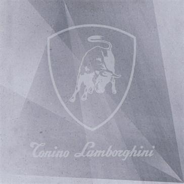 TL75LM03DL LE MANS Logo Laser Acciaio 75x75