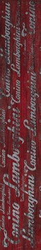 TL15MC01D MONTECARLO Decoro D Rosso 15x90