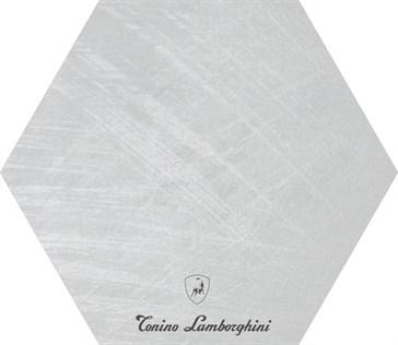 TL20ID5F INDY Decoro Firma Bianco Esagono lato 20 (40x34,6)