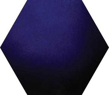 TL20PR16 INDY Decoro Blu Notte Esagono lato 20 (40x34,6)
