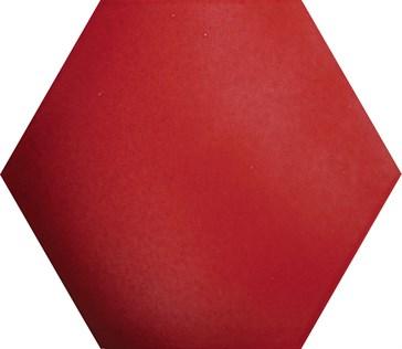 TL20PR11 INDY Decoro Magenta Esagono lato 20 (40x34,6)