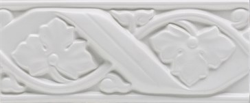 GE01 Gemme Bianco matt. 20x8
