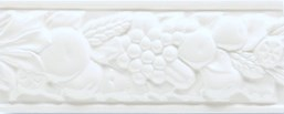 ROB01 Robbiana Bianco matt. 20x8