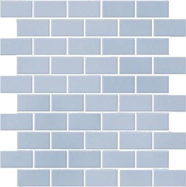 MOSAIC6 Mosaico Genziana (3x6) 30x30