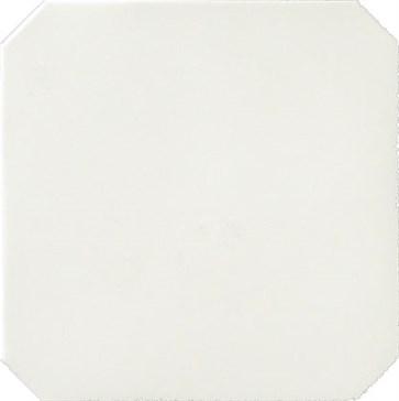 AMO1 Ottagono Bianco matt. 20x20
