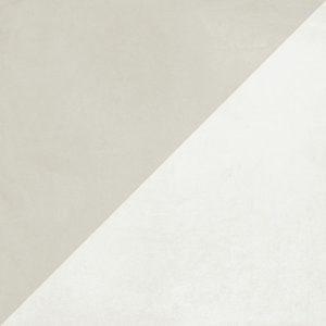 4100522 Futura Half White 15x15