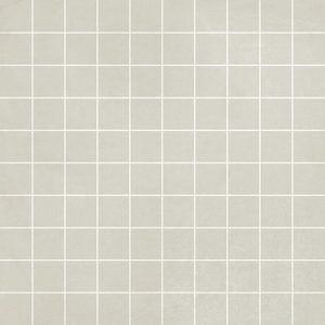 4100524 Futura Grid White 15x15