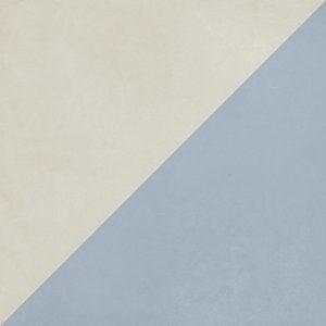 4100536 Futura Half Blue 15x15