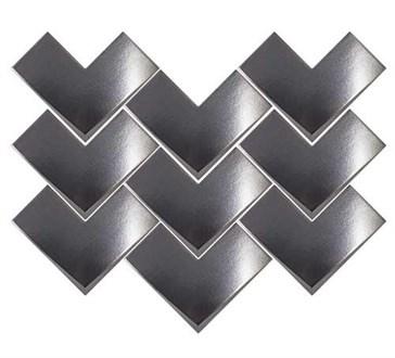 118218 Boho Elle Steel 20X20