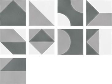 106781 Cement Play Decor Grey 18,5x18,5