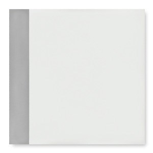 107214 Cement Band Decor Grey 18,5x18,5