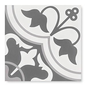 107948 Cement Tradition Decor 1 Grey 18,5x18,5