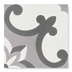 107950 Cement Tradition Decor 2 Grey 18,5x18,5