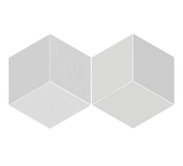 117354 Flow Diamond Taupe 14x24