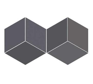 117355 Flow Diamond Black 14x24