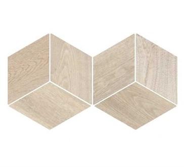 118700 Flow Diamond Wood Light 14x24