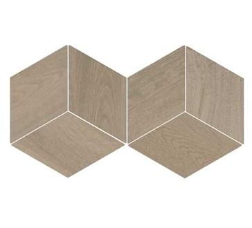 118701 Flow Diamond Wood Mid 14x24