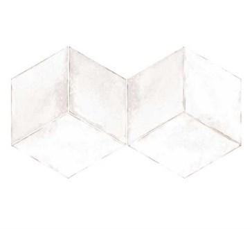 117392 Mud Diamond Old White 14x24