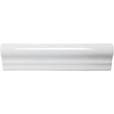 W.DE1600 Молдинг Delft White 25,4x6,4