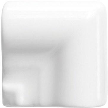 W.PW1227 Pure White Dado Turn 3,8x3,8