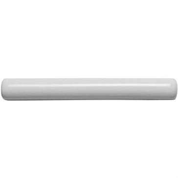 W.PW1014 Молдинг Semi Round Pencil Pure White 1,3x10,5