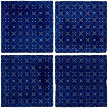 W.2807 Плитка Ormeaux on Amun 130x130