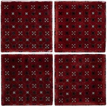 W.2813 Плитка Ormeaux on Rioja 130x130