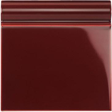 F9903 Skirting Burgundy 15,2x15,2
