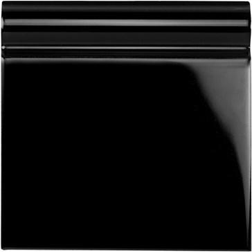 N9903 Skirting Jet Black 15,2x15,2