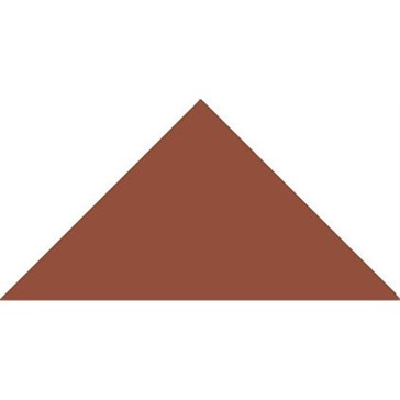 6116V Плитка треугольная Red Triangle 14,9x10,6x10,6