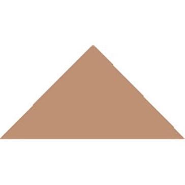 6212V Плитка треугольная BuffTriangle 5x3,6x3,6