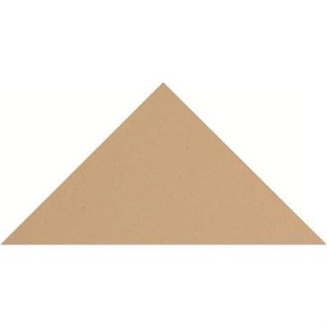 6213V Плитка треугольная Buff Triangle 7,3x5,2x5,2
