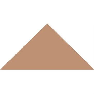 6214V Плитка треугольная Buff Triangle 10,4x7,3x7,3