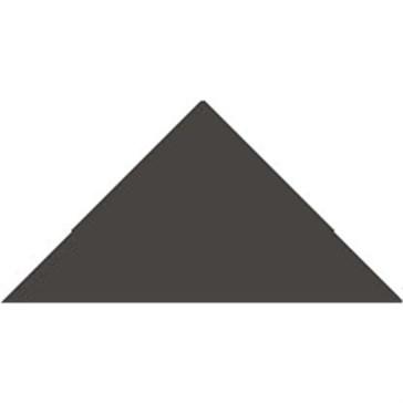 6313V Плитка треугольная Black Triangle 7,3x5,2x5,2