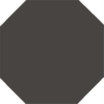6331V Плитка восьмиугольная Black Octagon 15,1x15,1