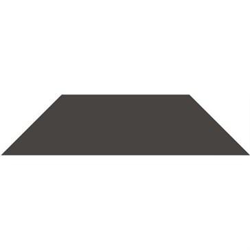 6332V Плитка трапециевидная Black Trapezium 14,9x7,5x5,2