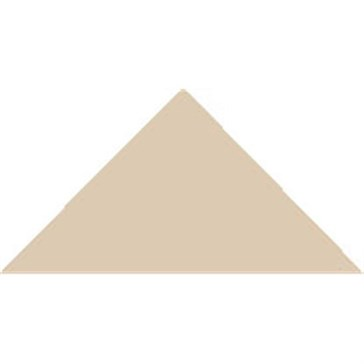 6412V Плитка треугольная WhiteTriangle 5x3,6x3,6