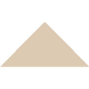 6413V Плитка треугольная White Triangle 7,3x5,2x5,2