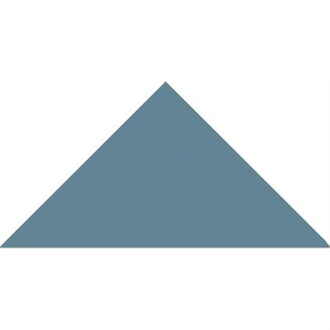 6616V Плитка треугольная Blue Triangle 14,9x10,6