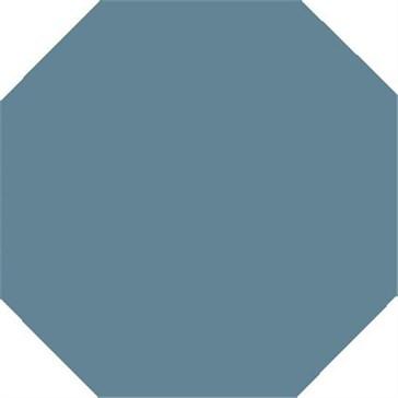 6631V Плитка восьмиугольная Blue Octagon 15,1x15,1