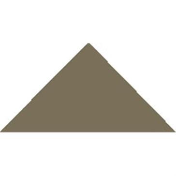 6712V Плитка треугольная GreenTriangle 5x3,6x3,6