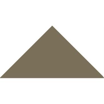 6716V Плитка треугольная Green Triangle 14,9x10,6