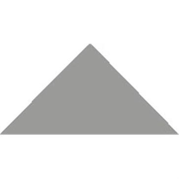 6812V Плитка треугольная GreyTriangle 5x3,6x3,6