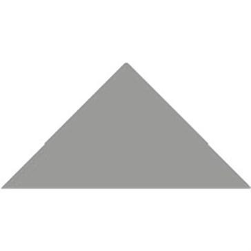 6813V Плитка треугольная Grey Triangle 7,3x5,2x5,2