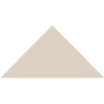 7113V Плитка треугольная Dover White Triangle 7,3x5,2x5,2