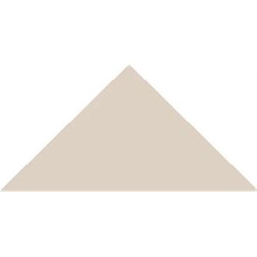 7114V Плитка треугольная Dover White Triangle 10,4x7,3x7,3