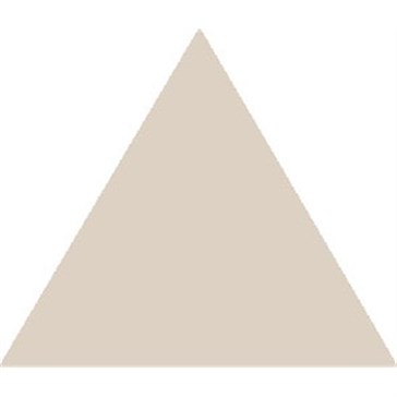 7118V Плитка треугольная Dover White Equilateral Triangle 11,6x10,4x10,4