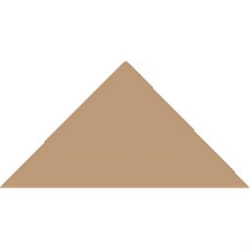 7213V Плитка треугольная Old London Triangle 7,3x5,2x5,2
